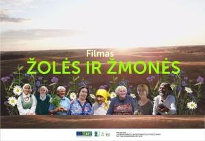 """Filmo """"ŽOLĖS IR ŽMONĖS"""" pristatymas"""
